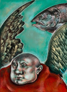 """Fish Angel"" by Patricia Gail Leidl"