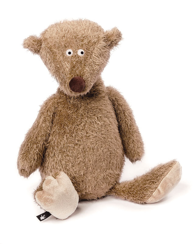 Deluxe Semi Plush Brown Bear