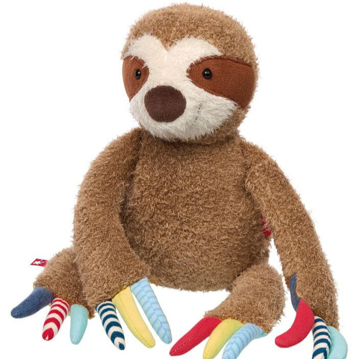 Patchwork Semi Plush Sloth