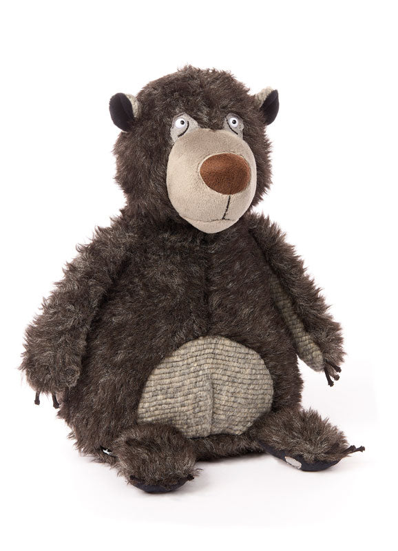 Deluxe Semi Plush Bear