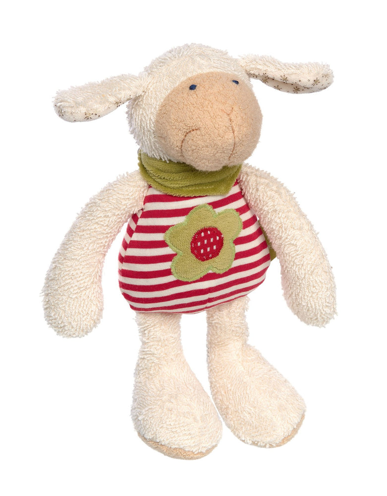 Organic Patchwork Plush Sheep
