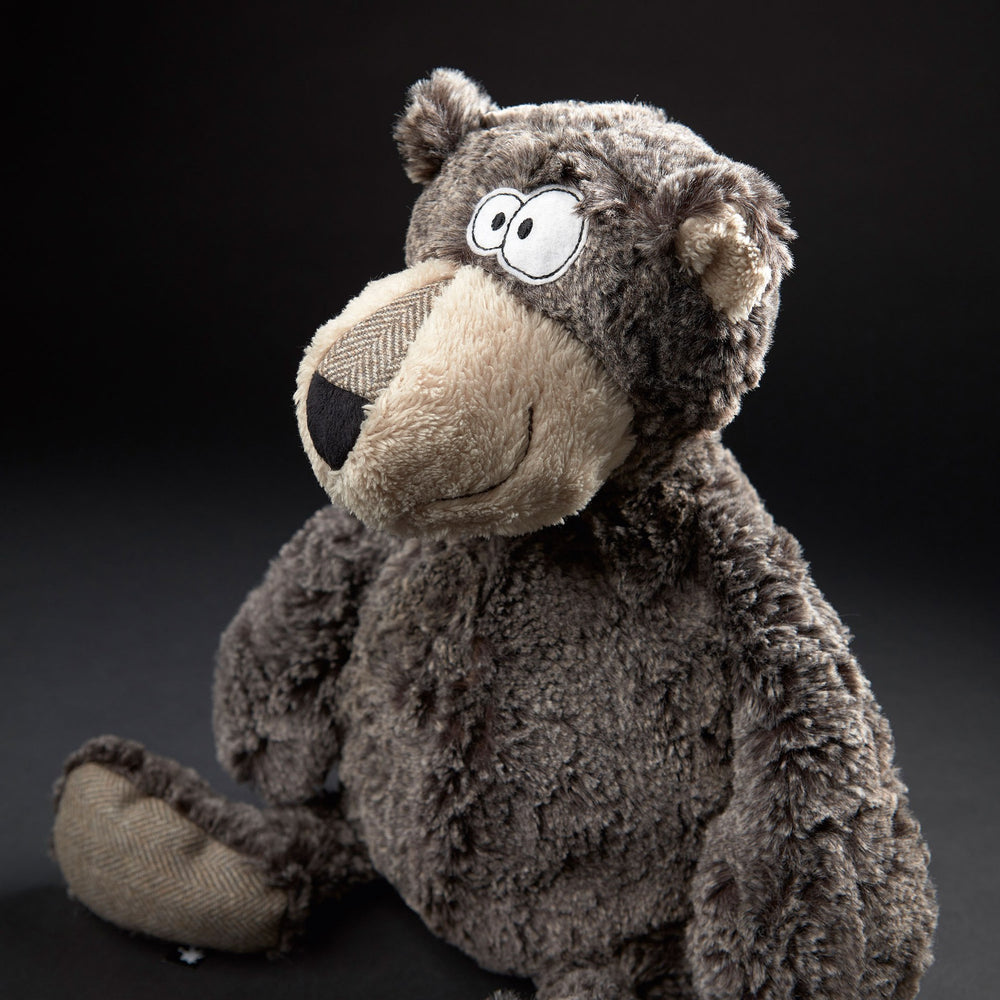 Deluxe Plush Large Confused Bear