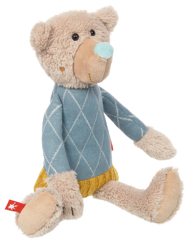 Patchwork Semi Plush Young Bear