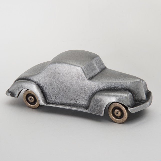 Cast Bronze and Aluminum 1940 Ford Coupe
