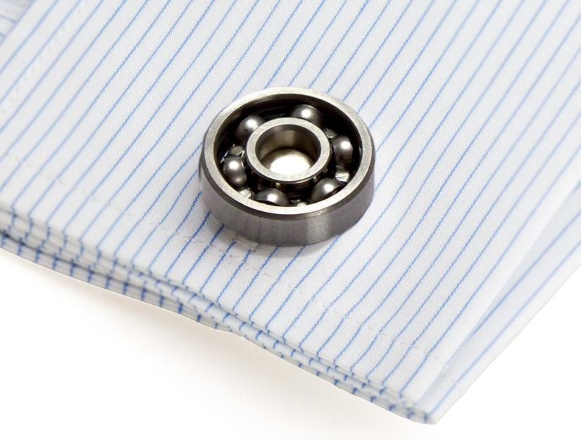 Ball Bearing Cuff Links