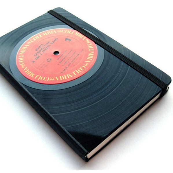 Recycled Record Journal