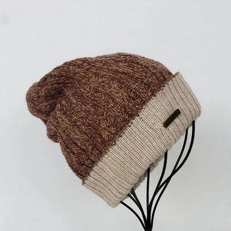Fair Trade Alpaca Reversible Knit Hat