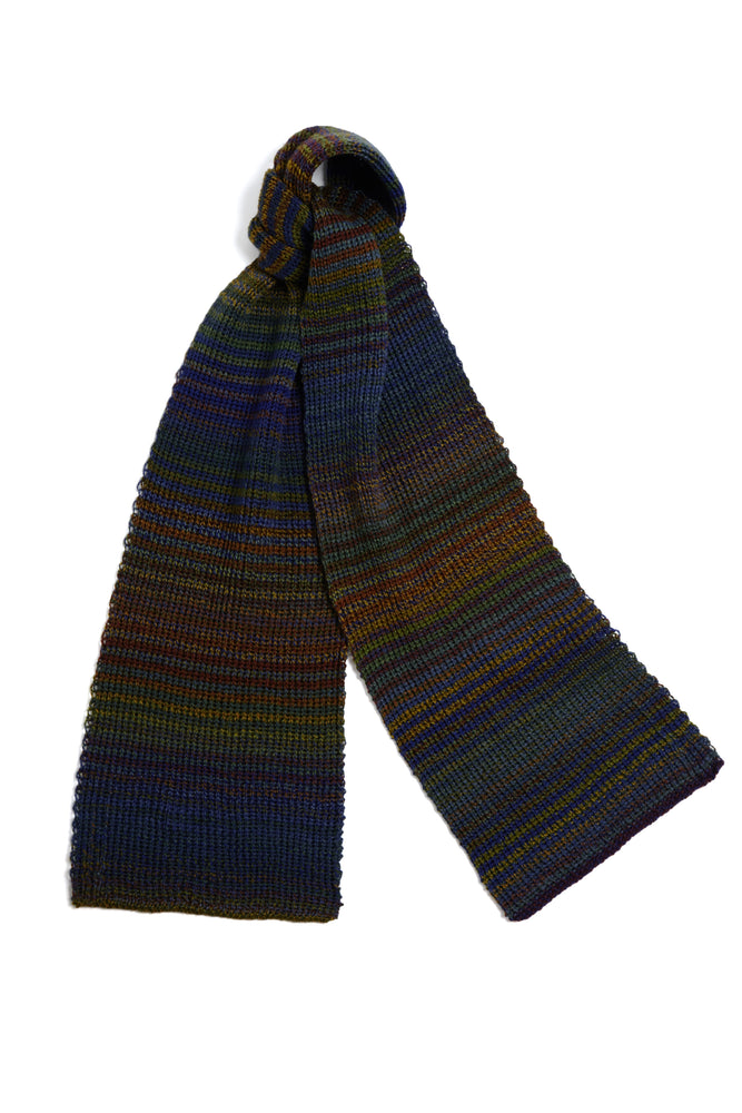 Handknit Woolen Scarves from England