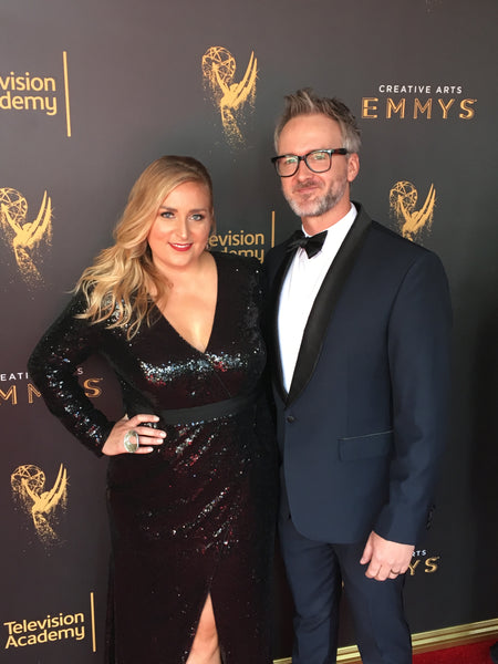Heywood & Ringo goes to the 2017 Emmys!!!