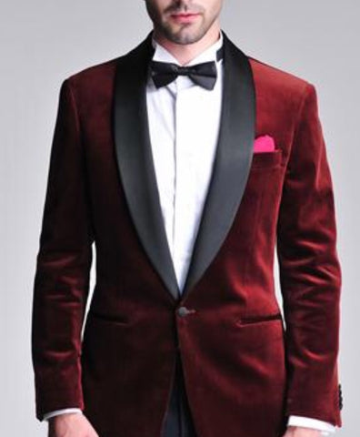 26a131ec520 Add our velvet tux jacket to your holiday repertoire and go get your  egg-nog-swigging, Bing Crosby-singing groove on, knowing people are like