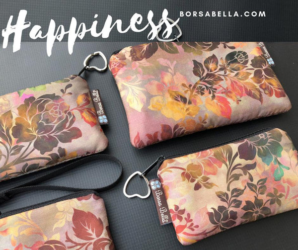 Catch All Zippered Bags
