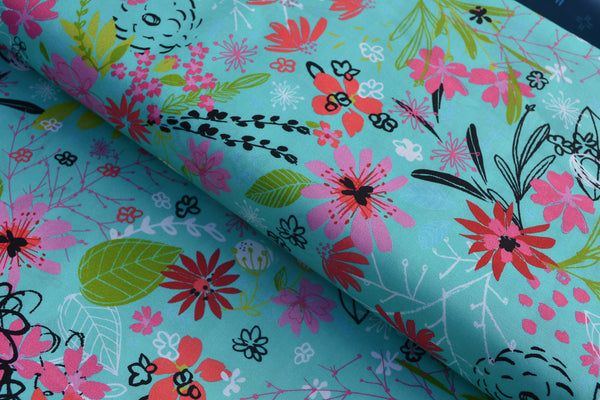 New Design - The Ariel - 3 Wishes Fabric