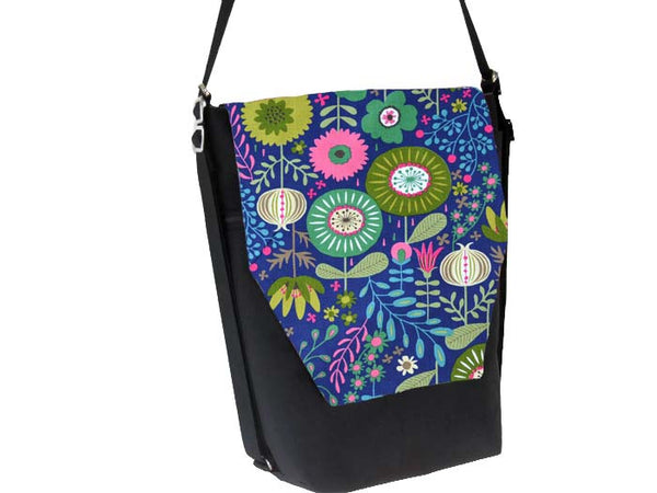 Convertible Backpack -  Garden Variety Fabric