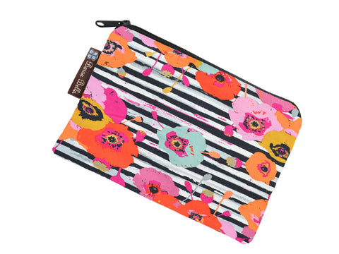 Take Along Bags - Floral Notes Fabric
