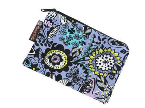 Take Along Bags - Periwinkle Fabric