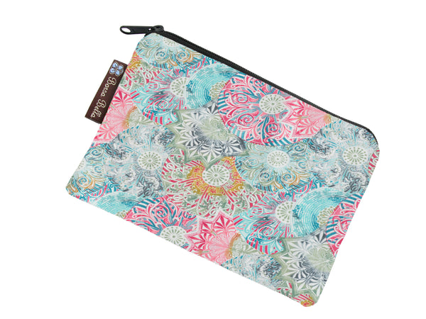 Take Along Bags - Spirograph Color Fabric