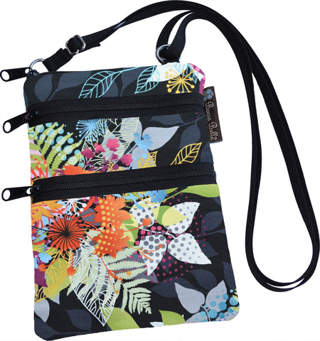 Ella Bella Purse Small Cross Body Purse - Nightfall Fabric