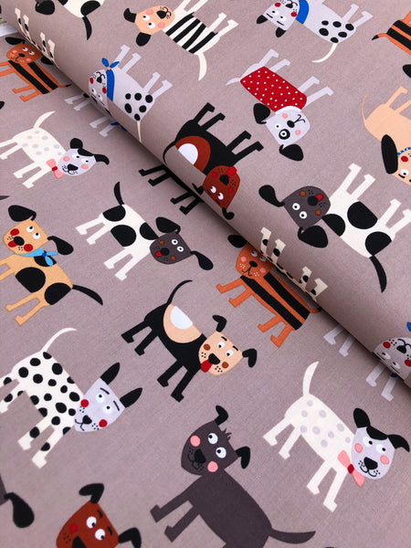 Convertible Backpack Bag -  Dog Gone Delightful Fabric