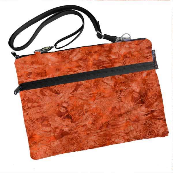 Laptop Bags - Shoulder or Cross Body - Adjustable Nylon Straps - Marmalade Fabric