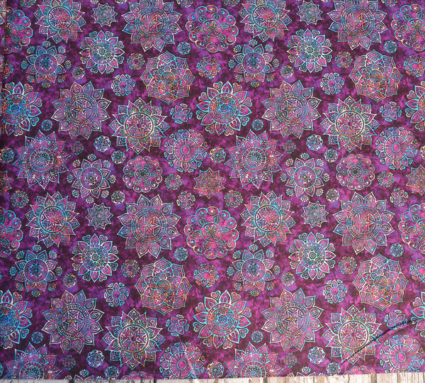 New Design - The Ariel - Blissful Garden Fabric