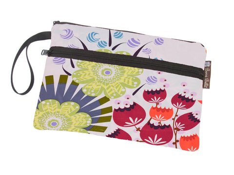 Deluxe Take Along Bags - Bella Blossoms Fabric