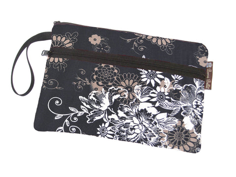 Deluxe Take Along Bags - Black Beauty Fabric