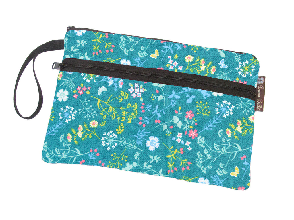 Deluxe Take Along Bags - Flora Fabric