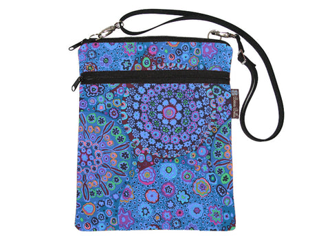 Travel Bags - Cross Body - Murano Glass Fabric