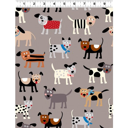 Sunglass Cases - Dog Gone Delightful Fabric