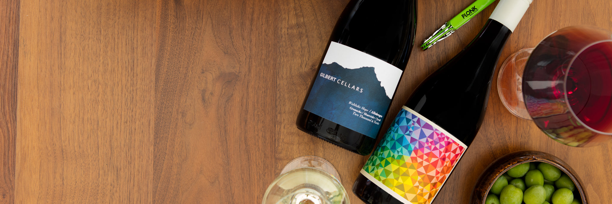 Love wine? Check out Plonk Win...