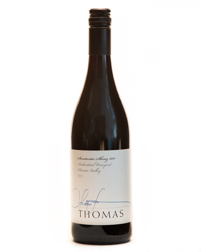 Andrew Thomas Sweetwater Shiraz 2011