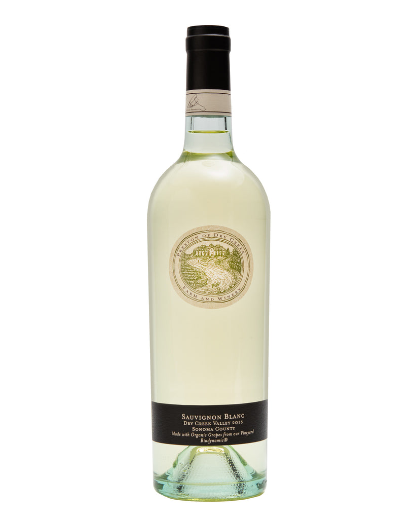 Preston Sauvignon Blanc Dry Creek Valley 2015