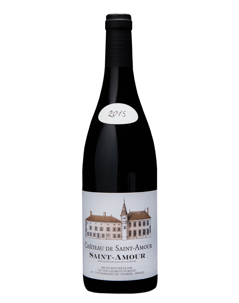 Chateau de Saint-Amour 2015
