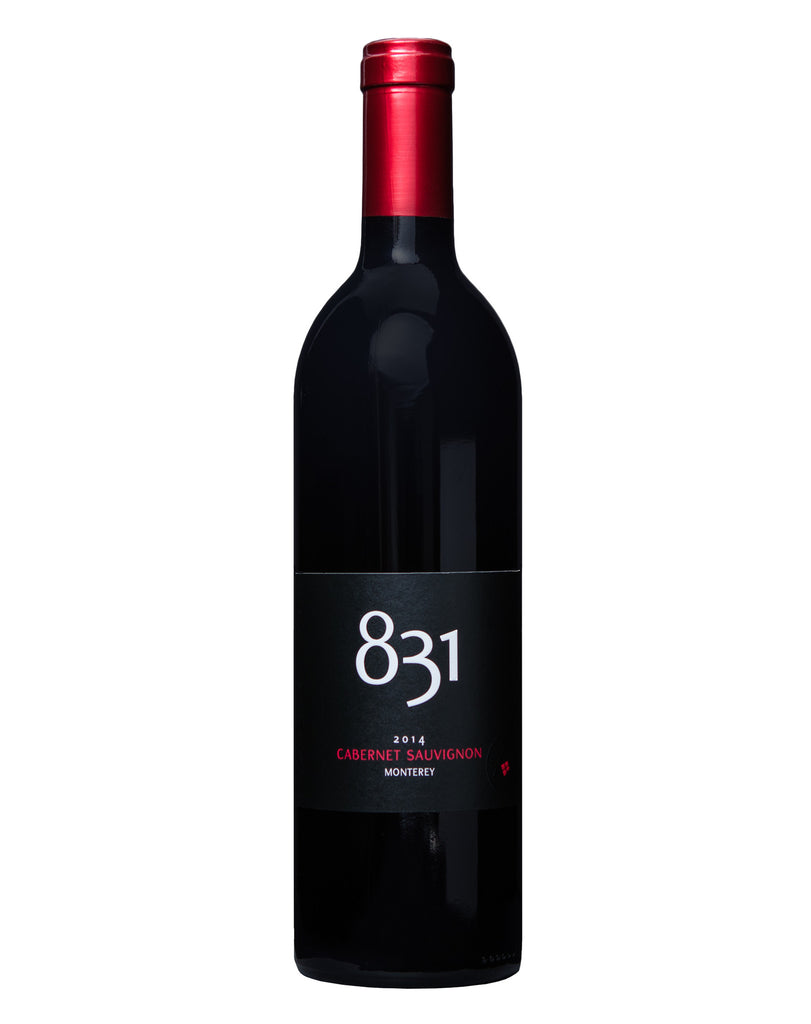 Balentine Family Vineyards 831 Cabernet 2014