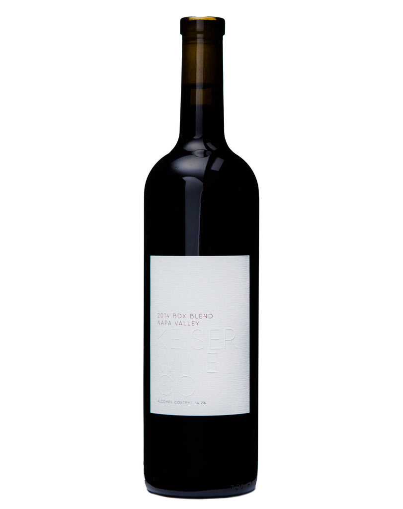 Keiser Wine Co. BDX Blend 2014