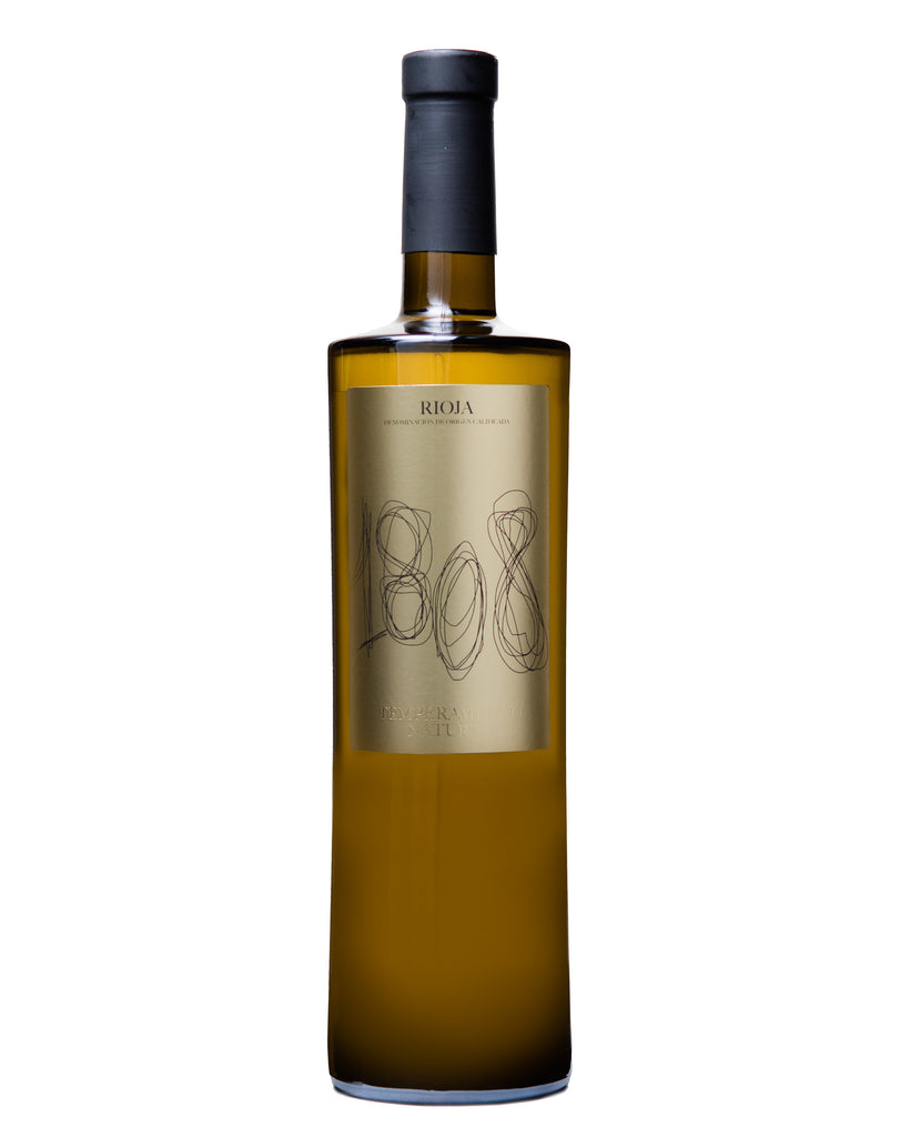 1808 Temperamento Natural Viura 2015