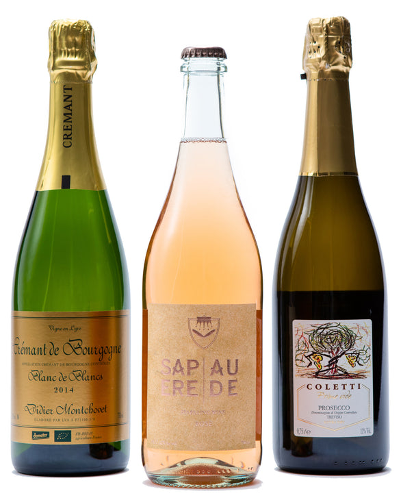 Holiday Bubbly Sampler