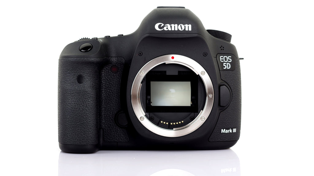 Cleaning Your Canon DSLR Sensor
