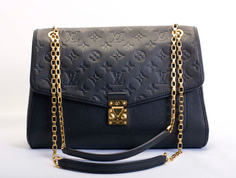 Louis Vuitton St. Germain Empriente Noir