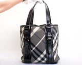 Burberry Haymarket Shoulder Bag