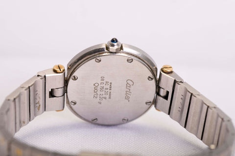 CARTIER Santos Vendome GOLD 18K S/S 27mm