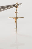 10K Yellow Gold Crucifix Cross Pendant