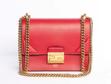 Authentic Fendi Kan U Small Handbag