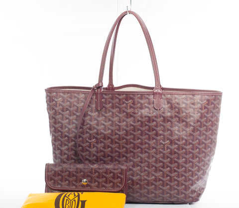 Authentic Goyard St.Louis Pm