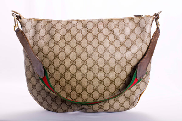 Gucci GG Canvas Pelham Messanger Posh Pawn - How to create paypal invoice gucci outlet online store authentic