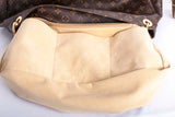 Authentic Louis Vuitton Artsy MM Monogram Shoulder Bag with COA