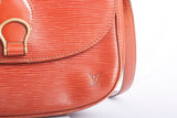 Authentic LOUIS VUITTON Vintage Saint Cloud GM Epi Leather Crossbody