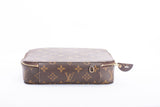 Authentic LOUIS VUITTON Monte Carlo Monogram Jewelry Case