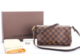 Auth Louis Vuitton Favorite PM Damier Crossbody with COA EUC