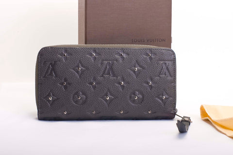 LV Monogram Empreinte Zippy Wallet